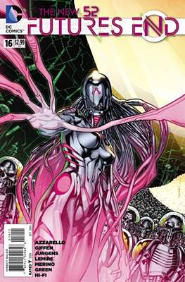The New 52: Futures End (Comic-Book) #16