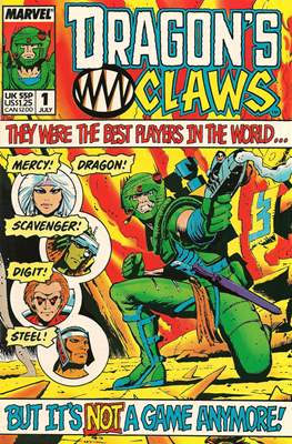 Dragon's Claws #1