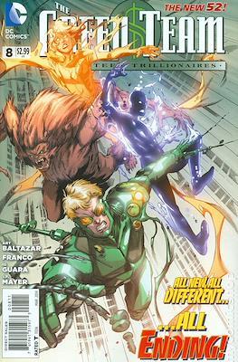 The Green Team: Teen Trillionaires (2013-2014) (Grapa) #8