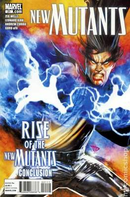 New Mutants Vol. 3 (Comic Book) #21
