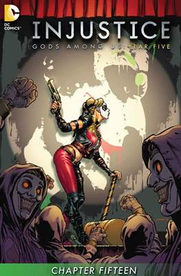 Injustice: Gods Among Us: Year Five (Comic-book) #15