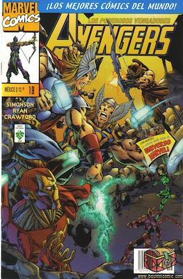 Avengers (Grapa) #19