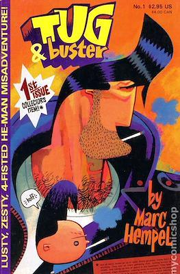 Tug and Buster (Comic-book) #1