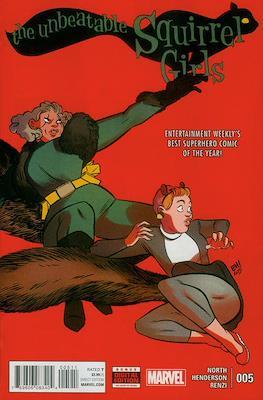The Unbeatable Squirrel Girl Vol. 2 #5