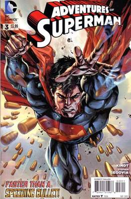 Adventures of Superman Vol. 2 (2013-2014) #3
