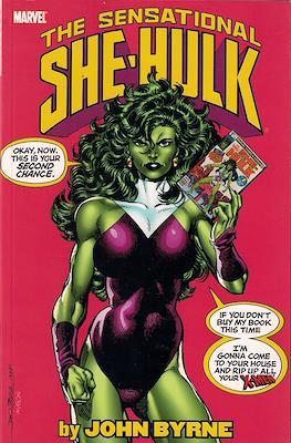 The Sensational She-Hulk by John Byrne (Rústica) #1