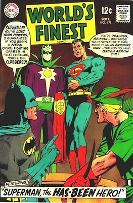 World's Finest Comics (1941-1986) (Comic Book) #178