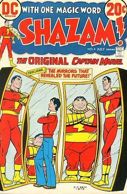 Shazam! Vol.1 #4