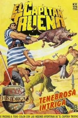 El Capitán Trueno. Edición Histórica (Grapa, 36 páginas) #47