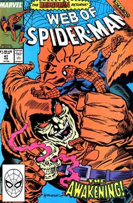 Web of Spider-Man Vol. 1 (1985-1995) (Comic-book) #47