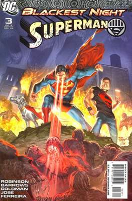 Blackest Night: Superman (2009) (saddle-stitched) #3.1