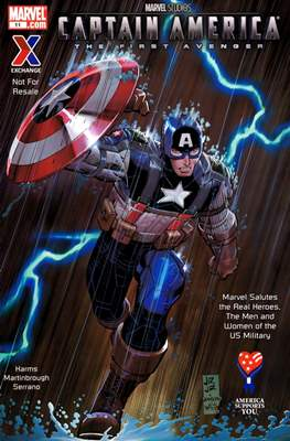 America Supports You: Marvel Salutes the Real Heroes, the Men and Women of the U.S. Military #11