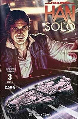 Star Wars: Han Solo (Grapa 32 pp) #3