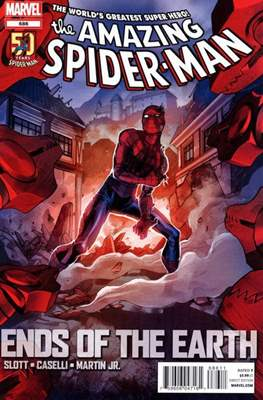 The Amazing Spider-Man Vol. 2 (1999-2014) (Comic-Book) #686
