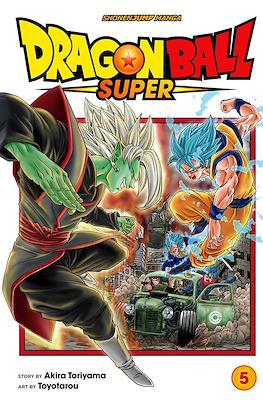 Dragon Ball Super (Softcover 192 p) #5