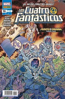Los 4 Fantásticos / Los Cuatro Fantásticos Vol. 7 (2008-) (Grapa 24-48 pp) #115/15