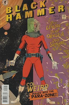 Black Hammer (Variant Covers) (Comic Book) #5