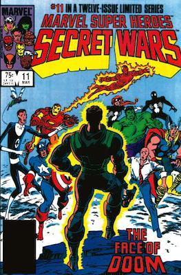 Marvel Super Heroes Secret Wars (Comic Book) #11