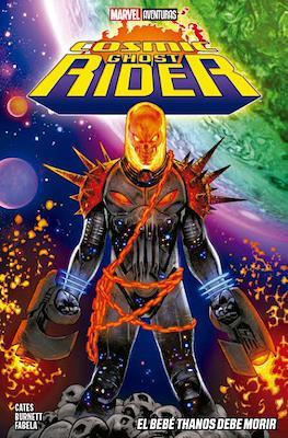 Cosmic Ghost Rider: El Bebé Thanos Debe Morir