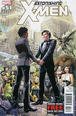 Astonishing X-Men (Vol. 3 2004-2013) (Comic Book) #51