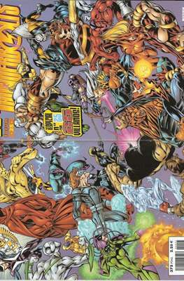 Thunderbolts Vol. 1 (1998-2001) (Grapa 24-40 pp) #25