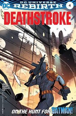 Deathstroke (2016-2019 ) #4