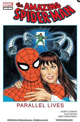 The Amazing Spider-Man: Parallel Lives