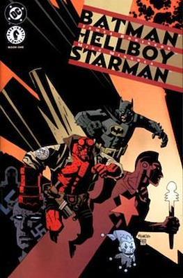 Batman / Hellboy / Starman (Saddle-stitched) #1