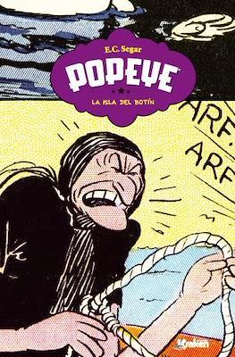 E.C. Segar Popeye #4