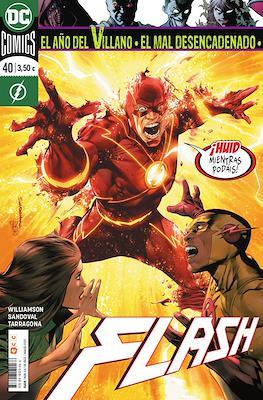 Flash. Nuevo Universo DC / Renacimiento (Rústica - Grapa) #54/40