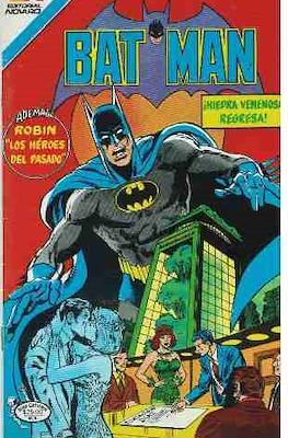 Batman (Grapa. Serie Avestruz) #61