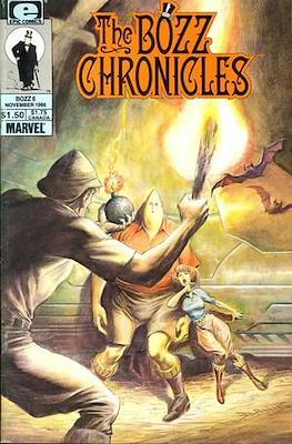 The Bozz Chronicles (Comic Book) #6