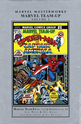 Marvel Masterworks Marvel Team-Up (Hardcover) #2