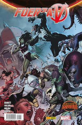 Fuerza-V (2015-2017) (Grapa) #5
