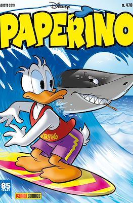 Super Almanacco Paperino / Paperino Mese / Paperino (Brossurato) #470