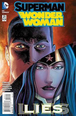 Superman / Wonder Woman (2013-2016) (Comic Book) #21