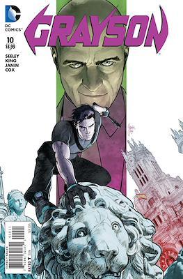 Grayson (2014-2016) (Comic-Book) #10