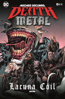 Noches Oscuras: Death Metal - Band Edition (Cartoné 48 pp) #3