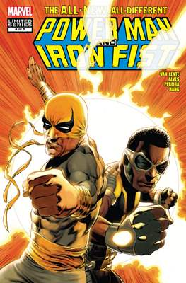Power Man and Iron Fist Vol. 2 (Comic Book) #4