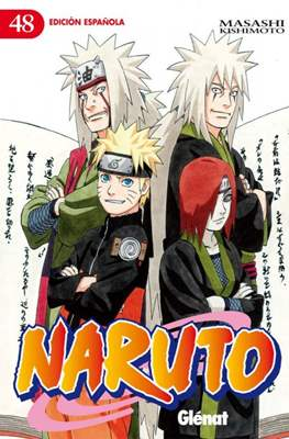 Naruto (Rústica con sobrecubierta) #48