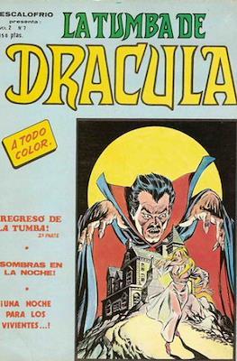 Escalofrio presenta: La tumba de Dracula Vol. 2 (1981) (Rústica 48-56 pp) #7