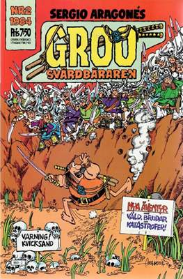 Groo Svärdbäraren #2