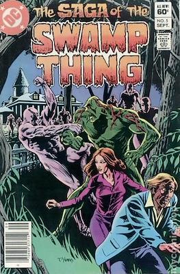 Swamp Thing (1982-1996) #5