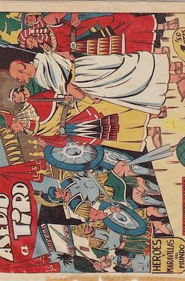 Heroes y Maravillas del Mundo (Grapa (1954)) #3