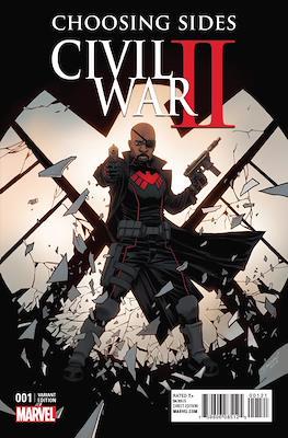 Civil War II: Choosing Sides #1.1