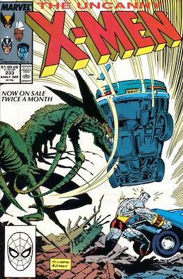 The Uncanny X-Men (1963-2011) (Comic-Book) #233