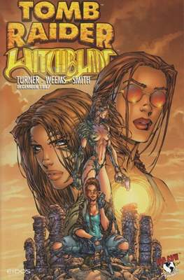 Tomb Raider / Witchblade (Variant Cover) #1.1
