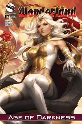 Grimm Fairy Tales presents Wonderland (Comic Book) #25