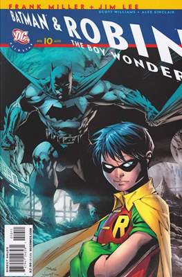 All Star Batman & Robin, The Boy Wonder (Comic Book) #10