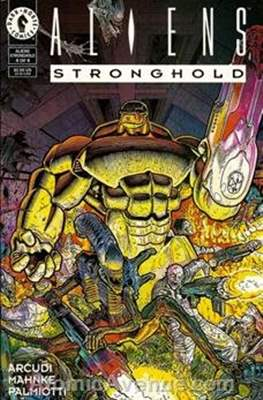 Aliens Stronghold (grapa) #4
